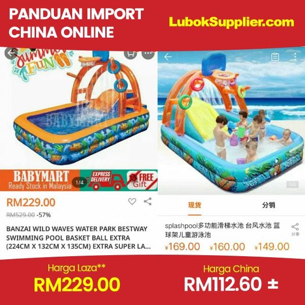 harga barang import china online